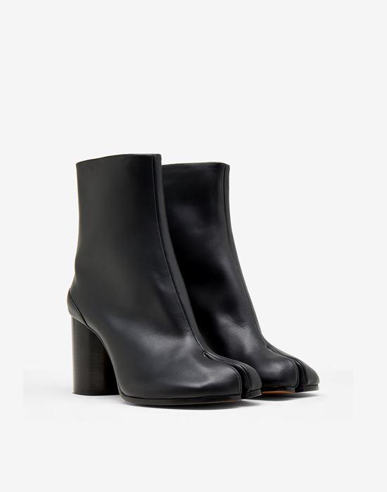 MAISON MARGIELA Calfskin Tabi boots Tabi boots [*** pickupInStoreShipping_info ***] r