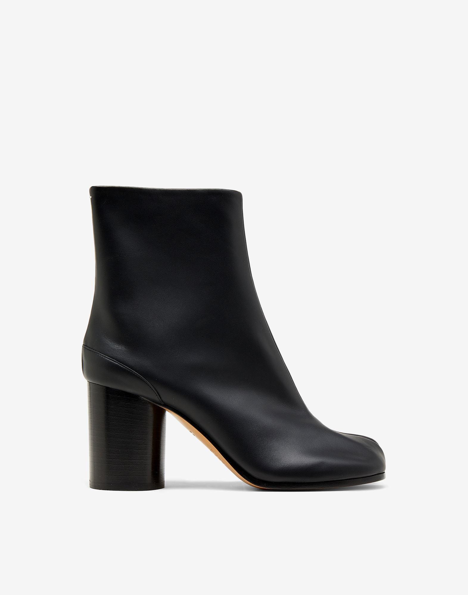 MAISON MARGIELA Calfskin Tabi boots Ankle boots Woman f