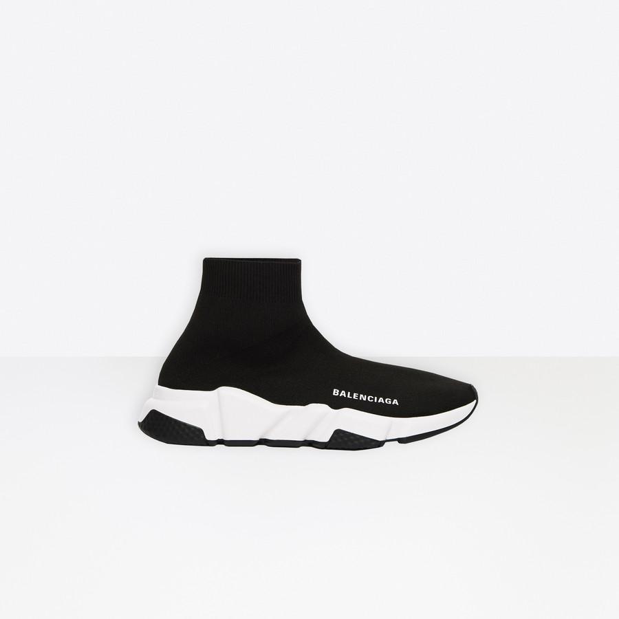 Speed Sneaker BLACK / WHITE for Men