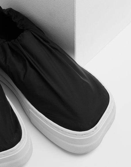MM6 MAISON MARGIELA Обтянутые кроссовки-слипоны Кеды Для Женщин a