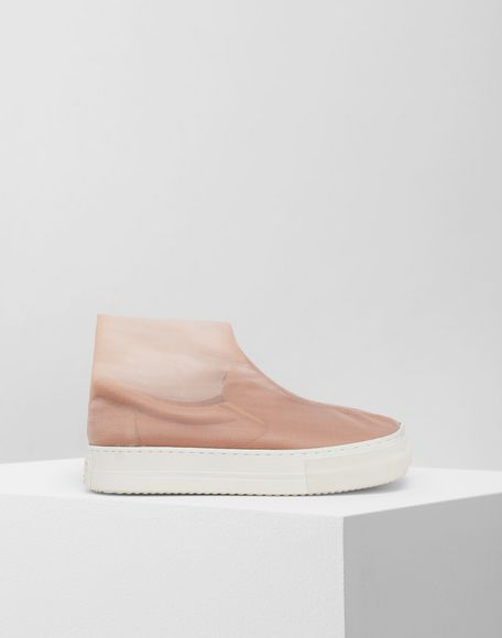 MM6 MAISON MARGIELA Covered slip-ons Sneakers Woman f