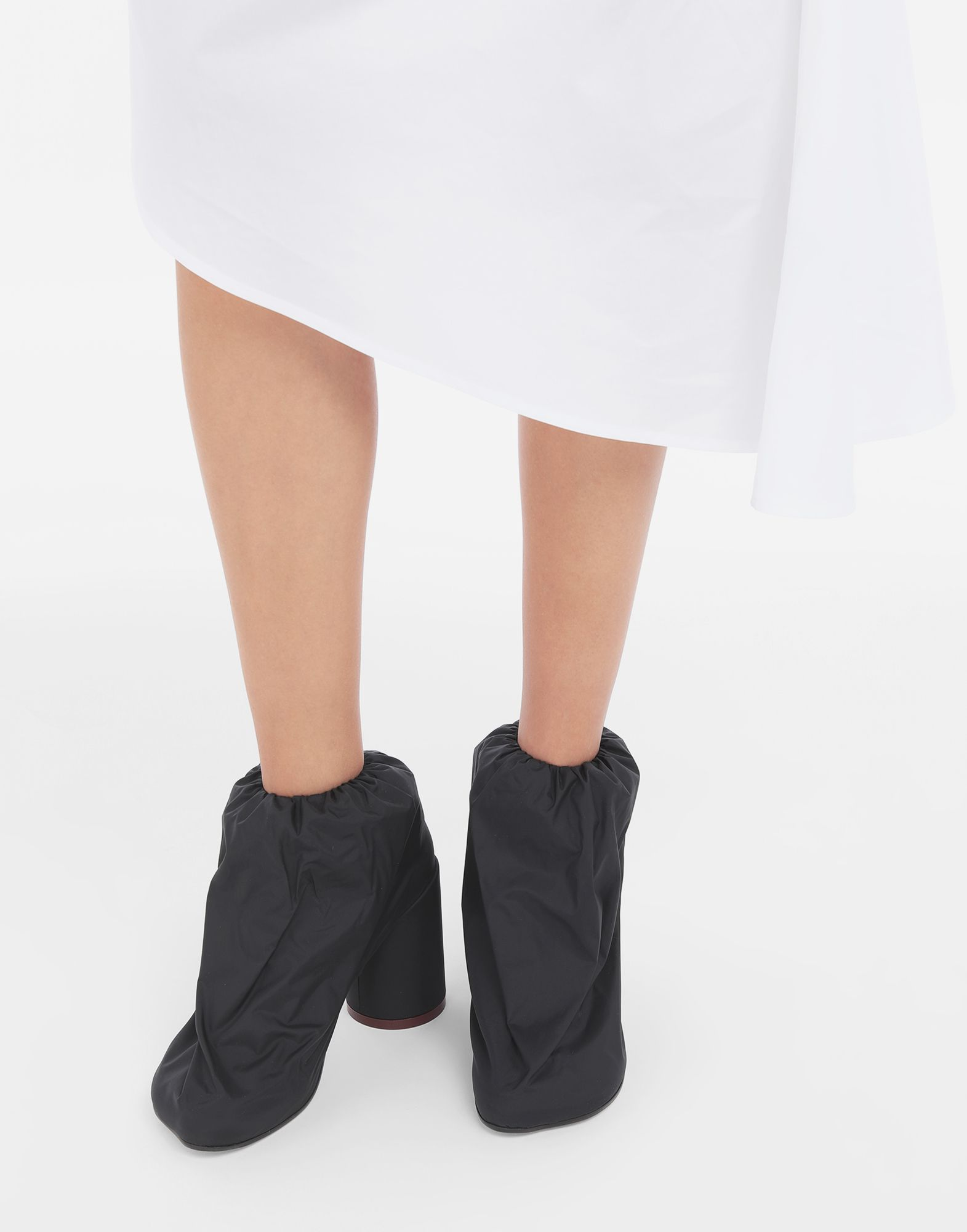 MM6 MAISON MARGIELA Covered ankle boots Ankle boots Woman r
