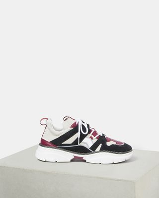 ISABEL MARANT SNEAKERS Man KINDKA sneakers d