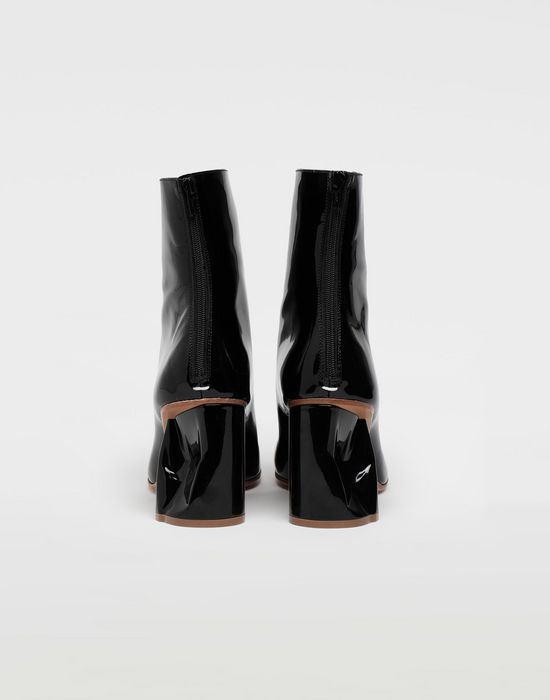 MAISON MARGIELA Crushed heel ankle boots Ankle boots [*** pickupInStoreShipping_info ***] d