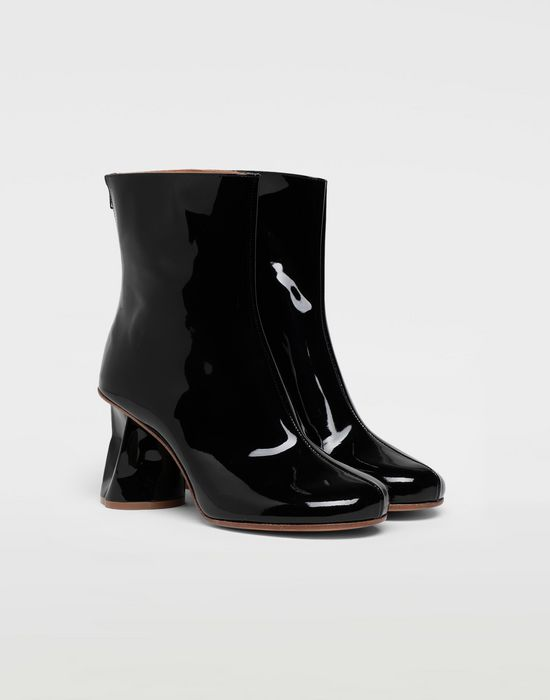 MAISON MARGIELA Crushed heel ankle boots Ankle boots [*** pickupInStoreShipping_info ***] r