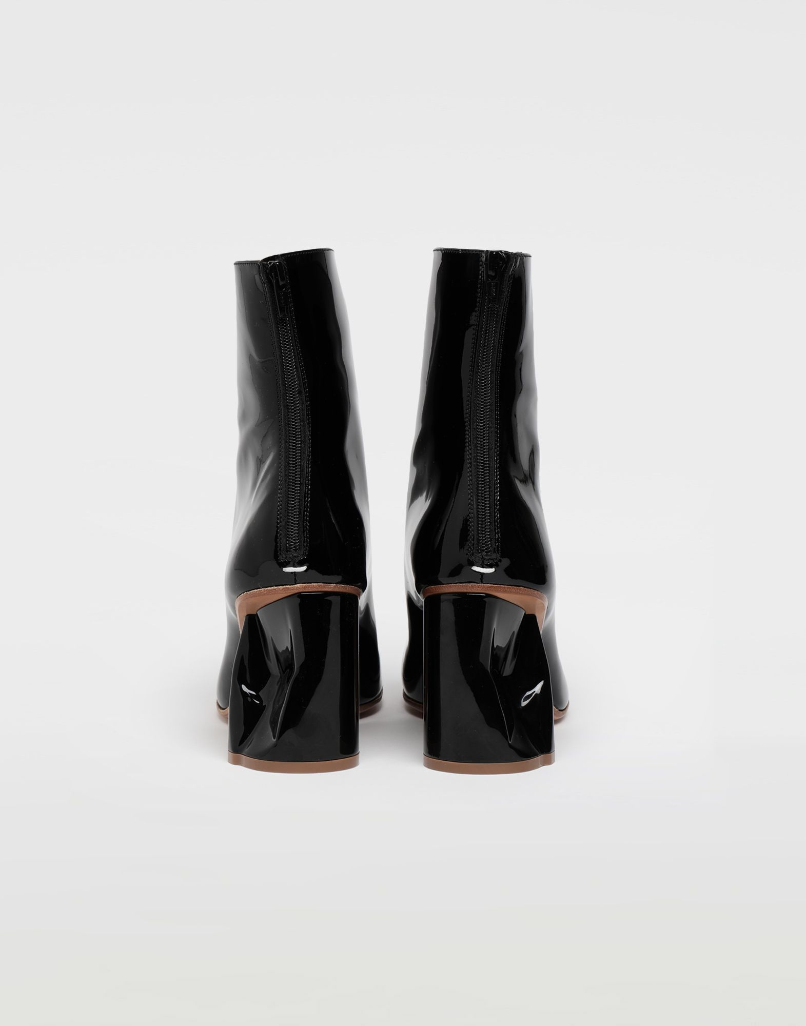 MAISON MARGIELA Crushed heel ankle boots Ankle boots Woman d