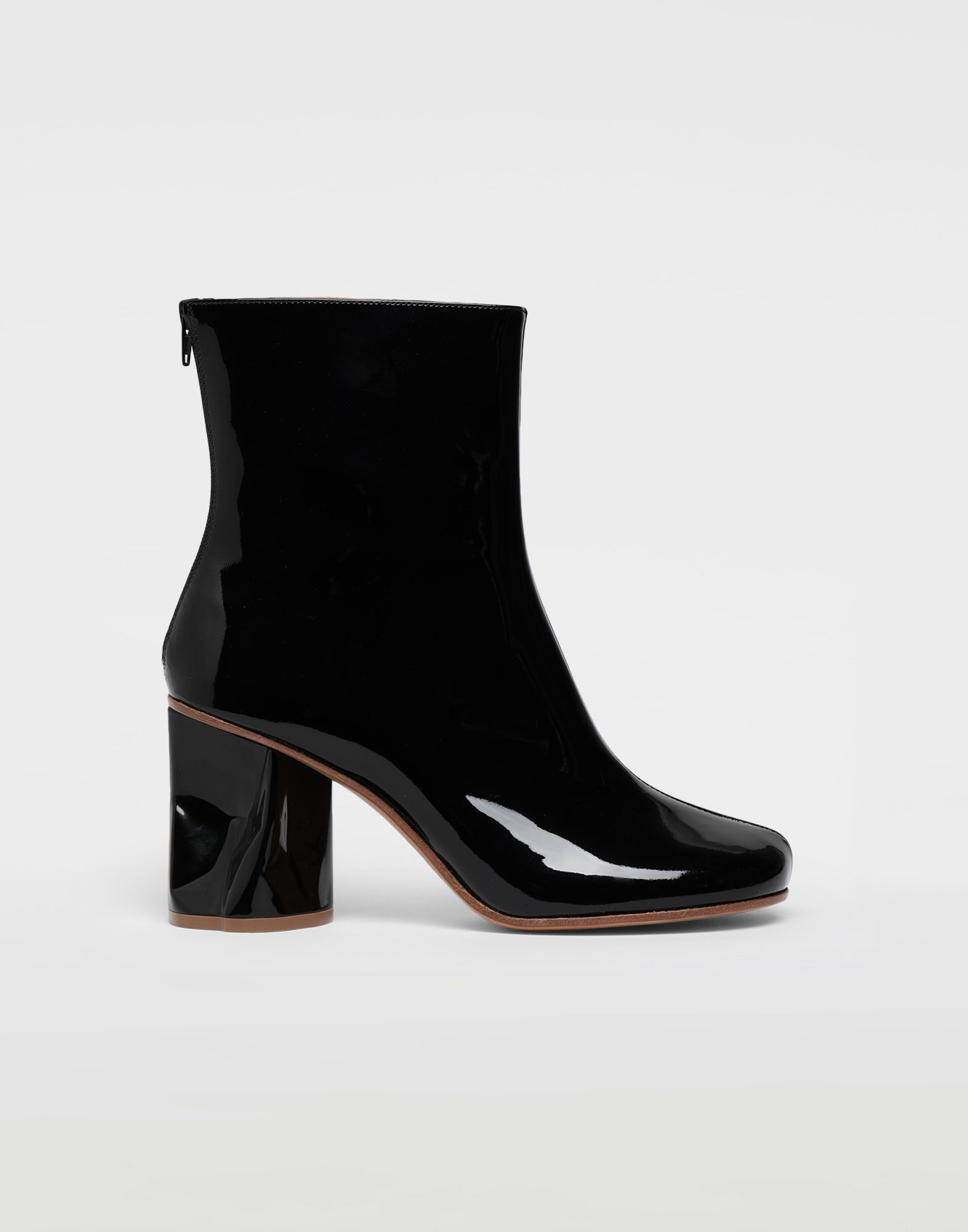 MAISON MARGIELA Crushed heel ankle boots Ankle boots Woman f