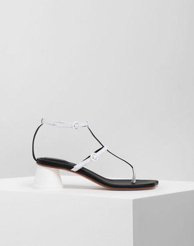 cc154c13b8d MM6 MAISON MARGIELA Sandals      pickupInStoreShipping info      Espresso  cup heel