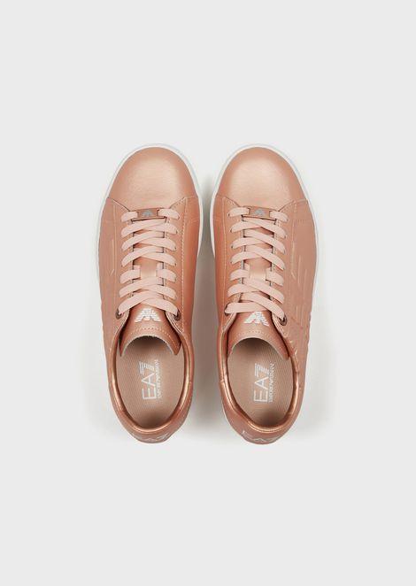 EMPORIO ARMANI Sneakers E d