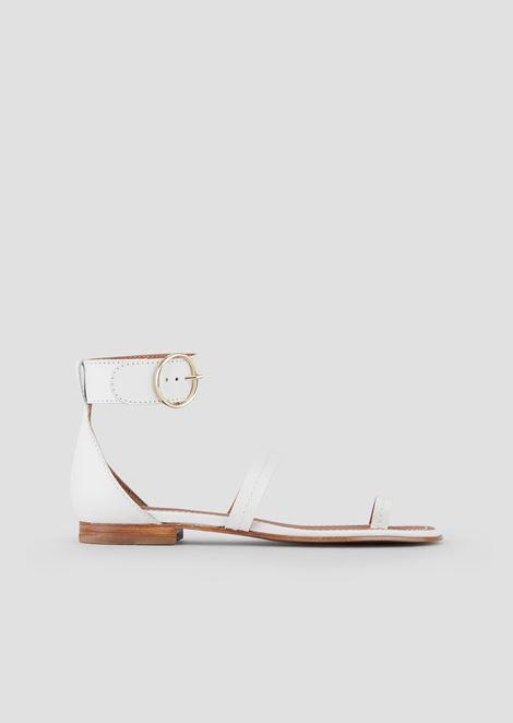 EMPORIO ARMANI Sandals Woman f