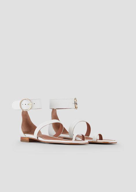 EMPORIO ARMANI Sandals Woman r