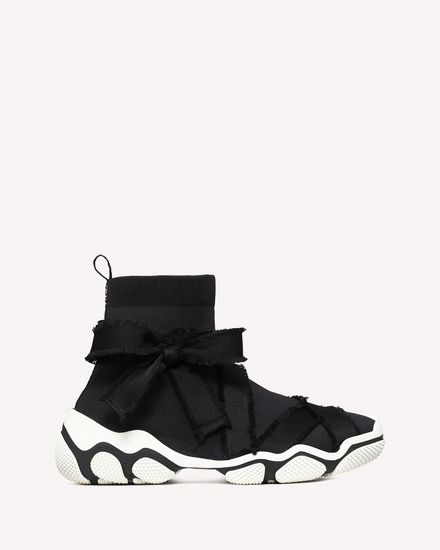 REDValentino Sneakers Dame RQ0S0B89YMN 0NO f