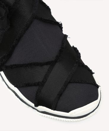REDValentino RQ0S0B89YMN 0NO Sneaker Woman b