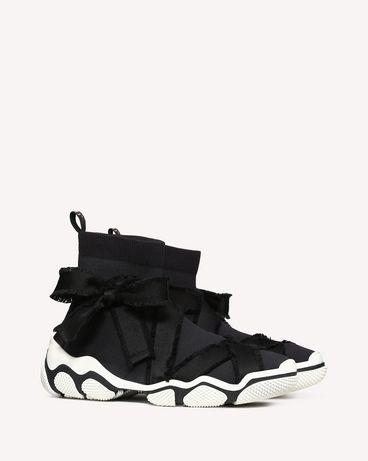 REDValentino RQ0S0B89YMN 0NO Sneaker Woman r