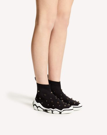 REDValentino RQ0S0B92HFD 0NO Sneaker Woman a