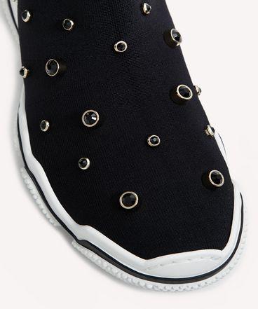 REDValentino RQ0S0B92HFD 0NO Sneaker Femme b