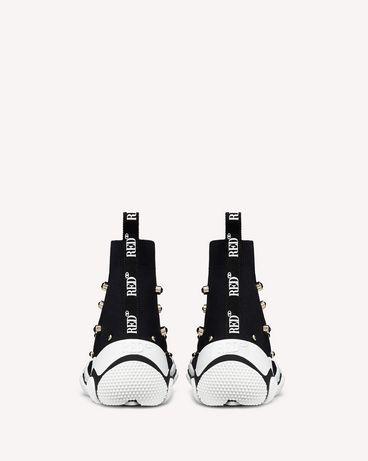 REDValentino RQ0S0B92HFD 0NO Sneaker Woman d