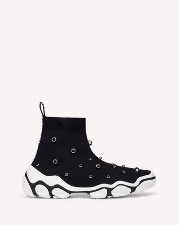 REDValentino RQ0S0B92HFD 0NO Sneaker Femme f