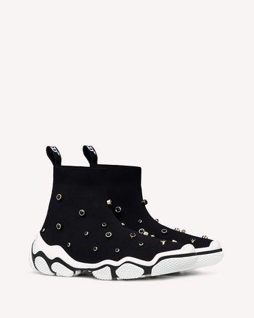 REDValentino RQ0S0B92HFD 0NO Sneaker Woman r