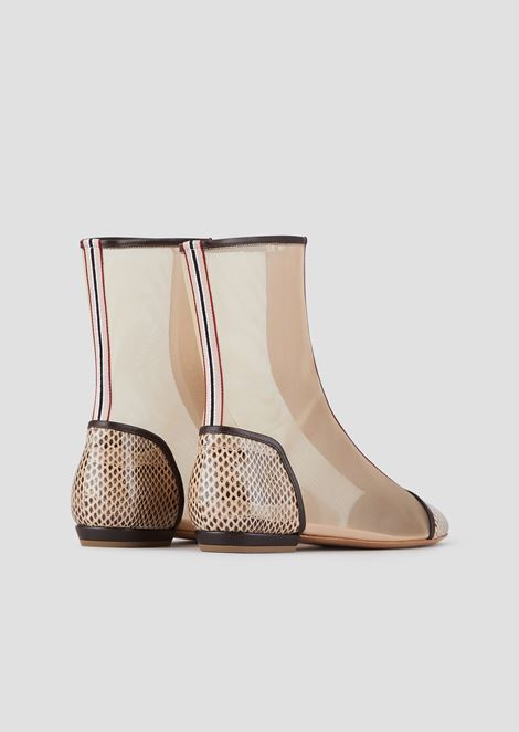 EMPORIO ARMANI Ankle Boots Woman d