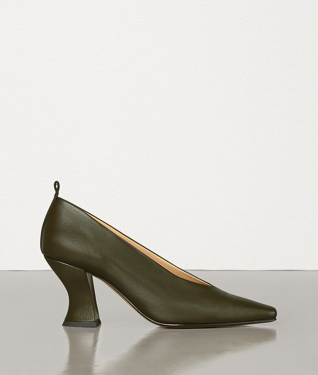 BOTTEGA VENETA PUMPS IN NAPPA DREAM Pump Woman fp
