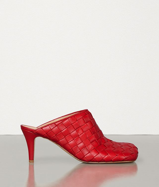 BOTTEGA VENETA MULES IN STUOIA NAPPA Pump Woman fp
