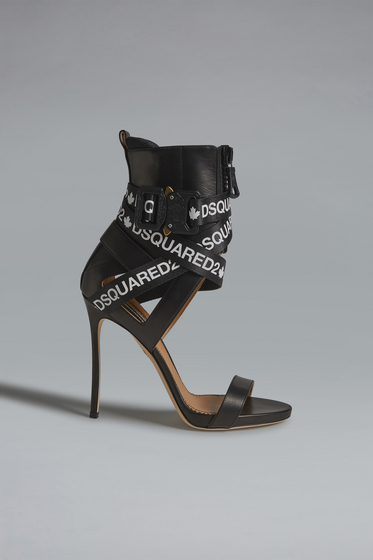 DSQUARED2 High-heeled sandals Woman b