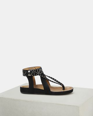 ISABEL MARANT SANDALS Woman ELLAN sandals d