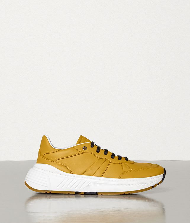 BOTTEGA VENETA SPEEDSTER SNEAKER IN CALF LEATHER Trainers Man fp