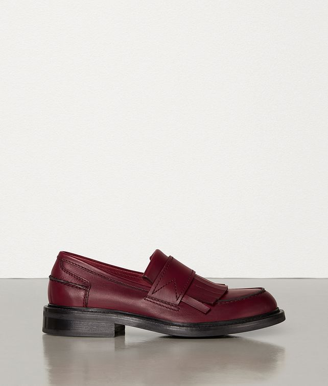 BOTTEGA VENETA LOAFERS IN CALF Slippers and Loafers Man fp