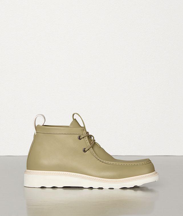 BOTTEGA VENETA BOOTS IN STORM CUIR Boots Man fp