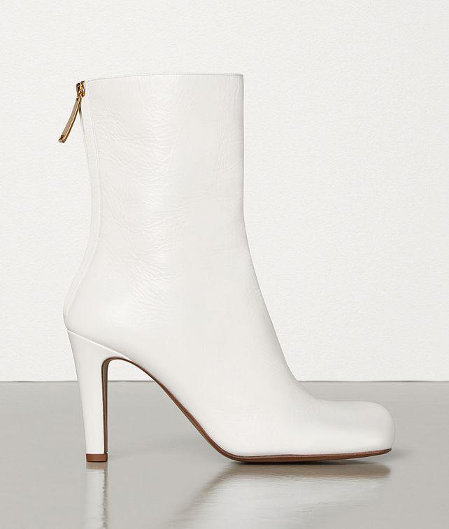 BOTTEGA VENETA BLOC MULES IN LAVILLE CALFSKIN Boots Woman fp