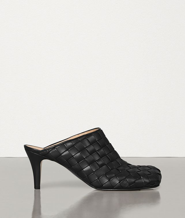 BOTTEGA VENETA BLOC MULES Pump [*** pickupInStoreShippingNotGuaranteed_info ***] fp