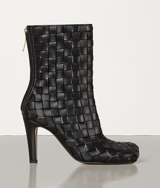 BLOC BOOTS IN STUOIA NAPPA