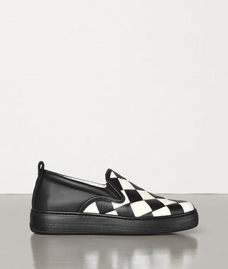 SNEAKERS IN MAXI INTRECCIO CALF