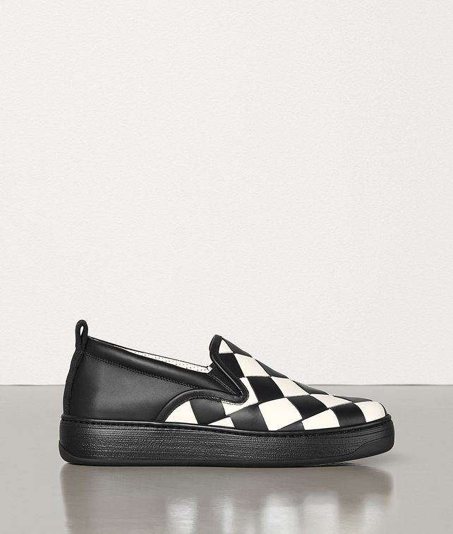 BOTTEGA VENETA TRAINERS IN MAXI INTRECCIO CALF LEATHER Trainers [*** pickupInStoreShipping_info ***] fp