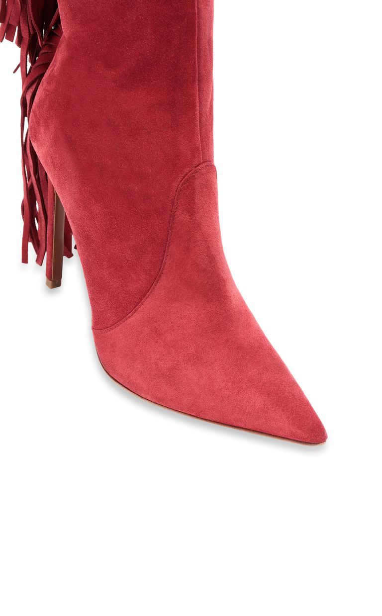 JUST CAVALLI Boot with fringing Boots Woman e