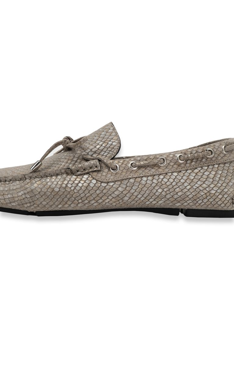 JUST CAVALLI Loafer in suede Moccassins Man e