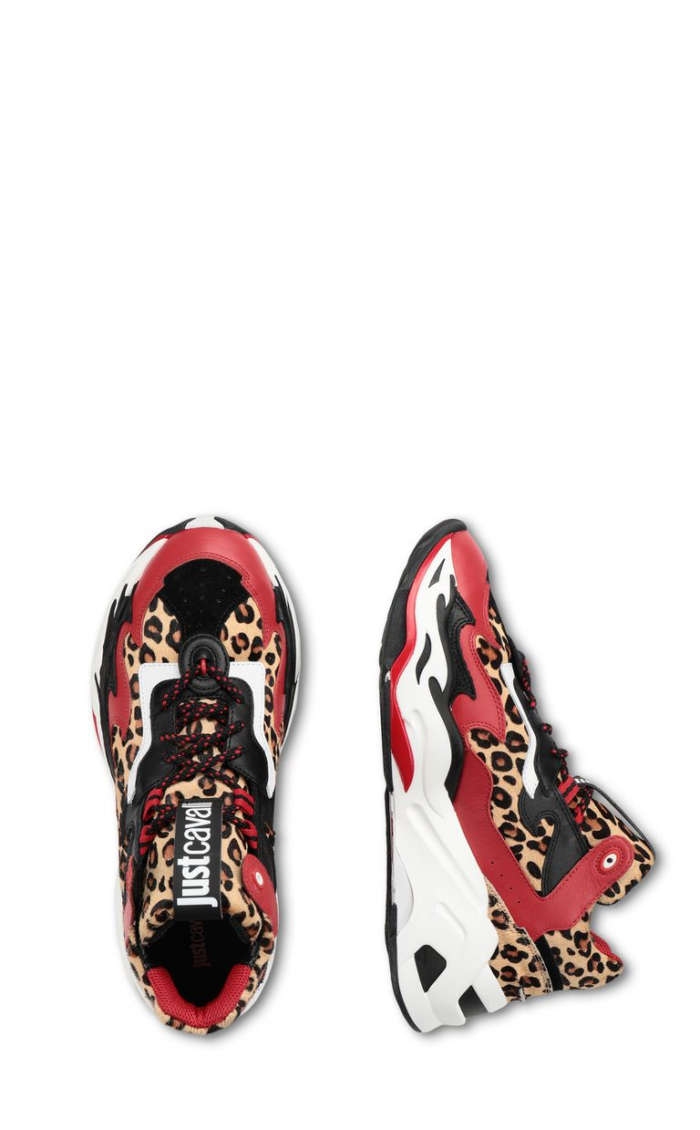 JUST CAVALLI P1thon sneakers Sneakers Man d