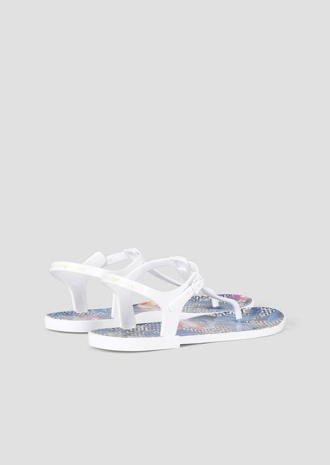 EMPORIO ARMANI Sandals Woman d