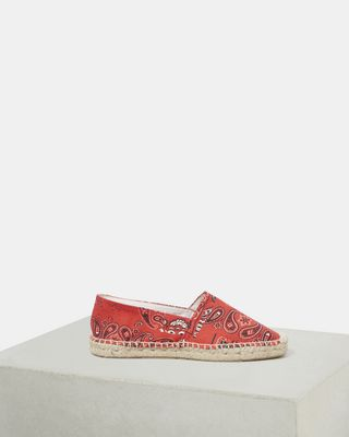 ISABEL MARANT ESPADRILLES Woman CANAEE sneakers d