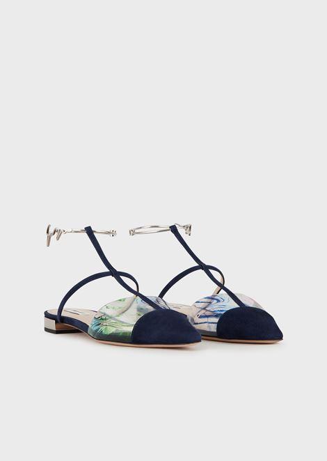 GIORGIO ARMANI Sandals Woman r
