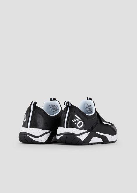 EMPORIO ARMANI Sneaker E d