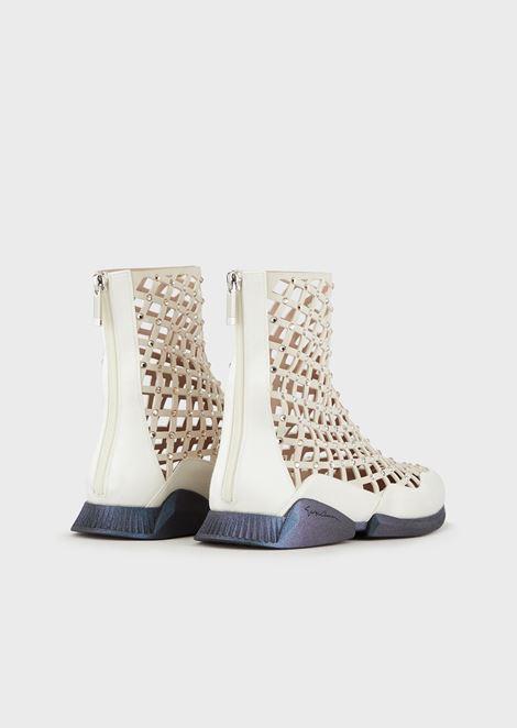 GIORGIO ARMANI Sneakers Woman d