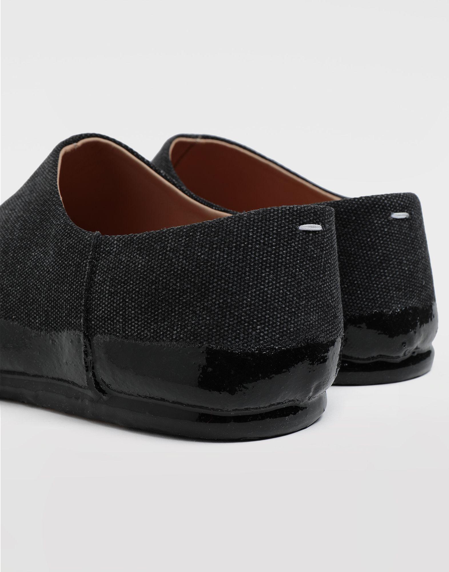 MAISON MARGIELA Chaussures slip-on Tabi finition lamée Mocassins Homme b