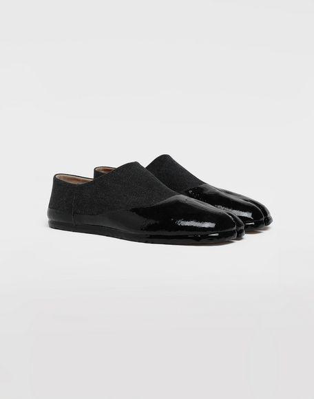 MAISON MARGIELA Chaussures slip-on Tabi finition lamée Mocassins Homme d