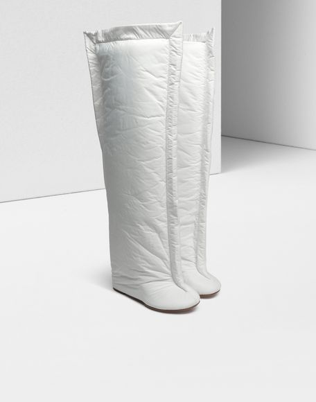 MM6 MAISON MARGIELA Pillow knee boots Boots Woman d