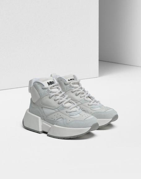 MM6 MAISON MARGIELA High-top flare runners Sneakers Woman d