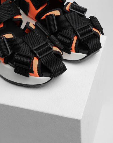 SHOES Safety sandals Orange