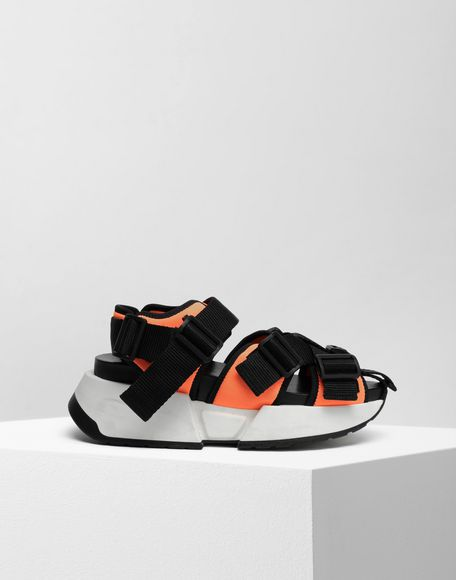 MM6 MAISON MARGIELA Safety sandals Sandals Woman f